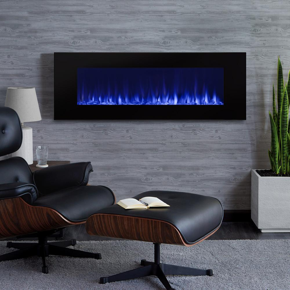 Real Flame Electric Fireplace 120 Volt Adjustable Thermostat Wall