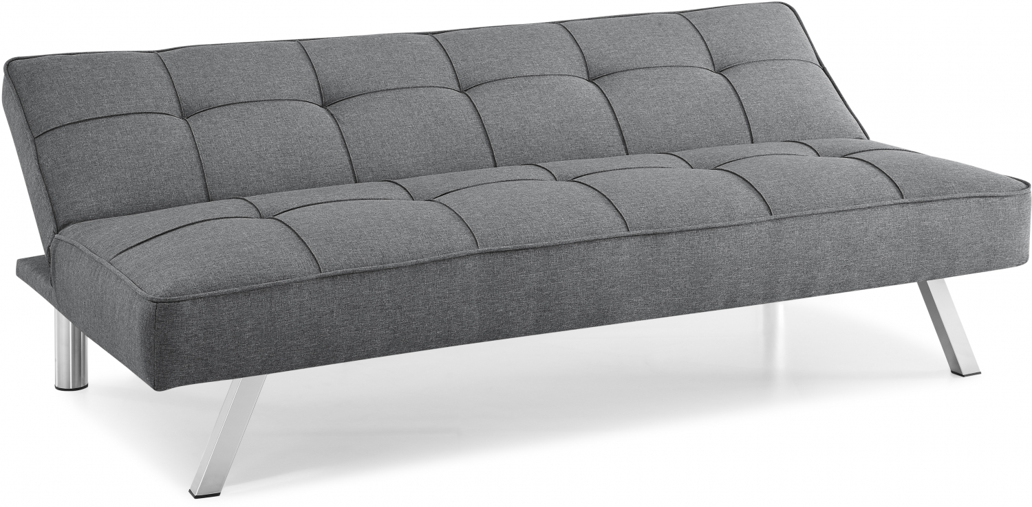 Futon Sofa Bed Sleeper Convertible Couch 3 Seat Foldable ...