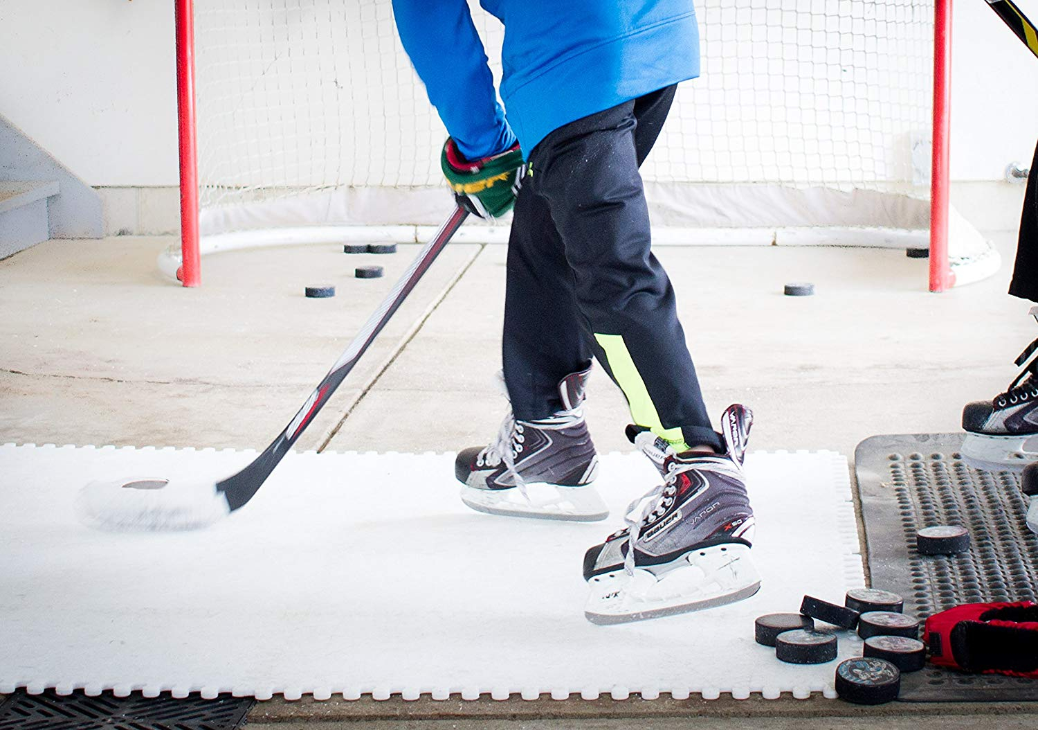 Skate Anytime - Synthetic Ice for Hockey - Skateable Artific