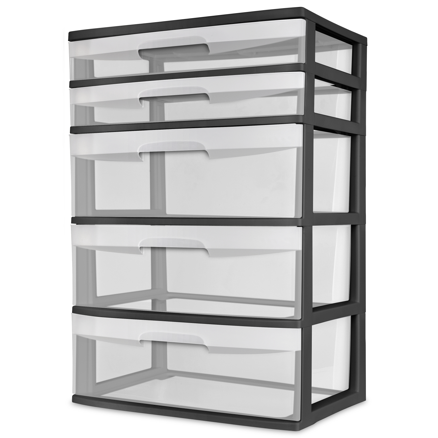 Wide Tower Sterilite Dresser Heavy Duty