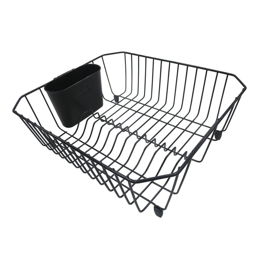 In Sink Dish Drying Rack Small Compact Drainer Tray Kitchen