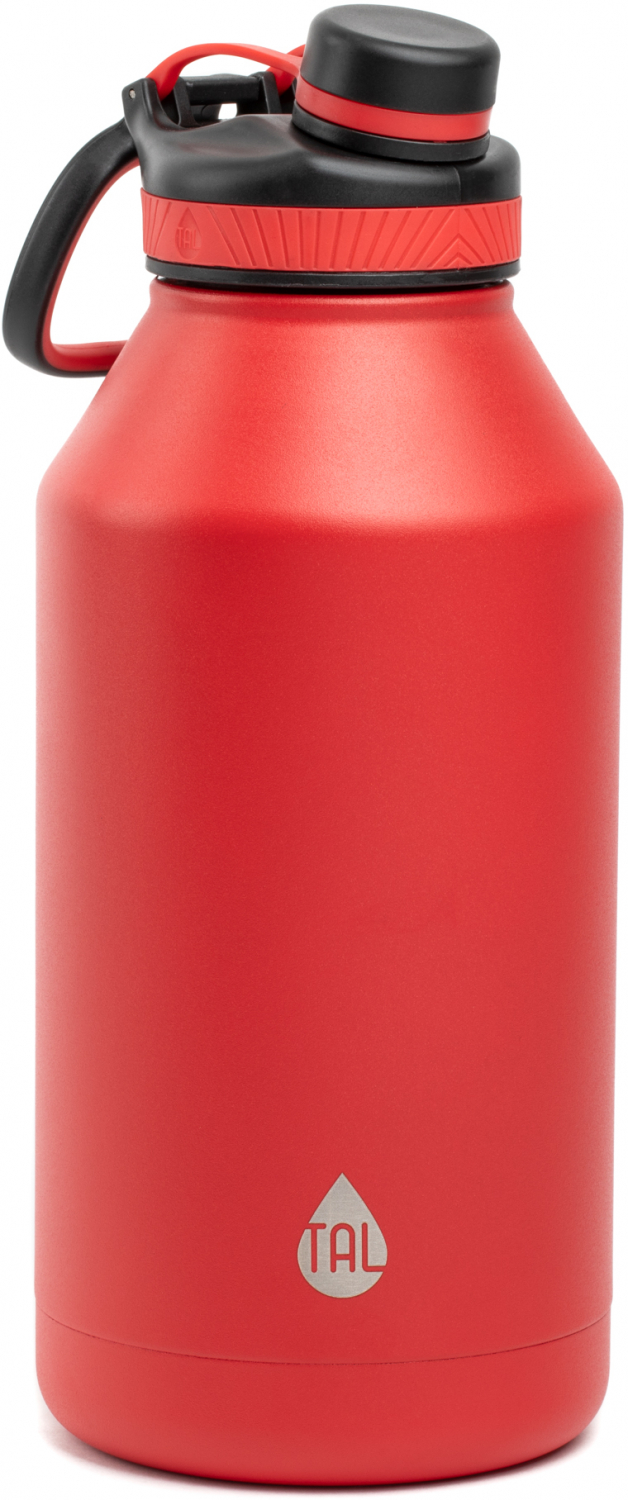 541f360e23 64oz Double Wall Vacuum Insulated Stainless Steel Ranger Pro Water Bottle,  Red