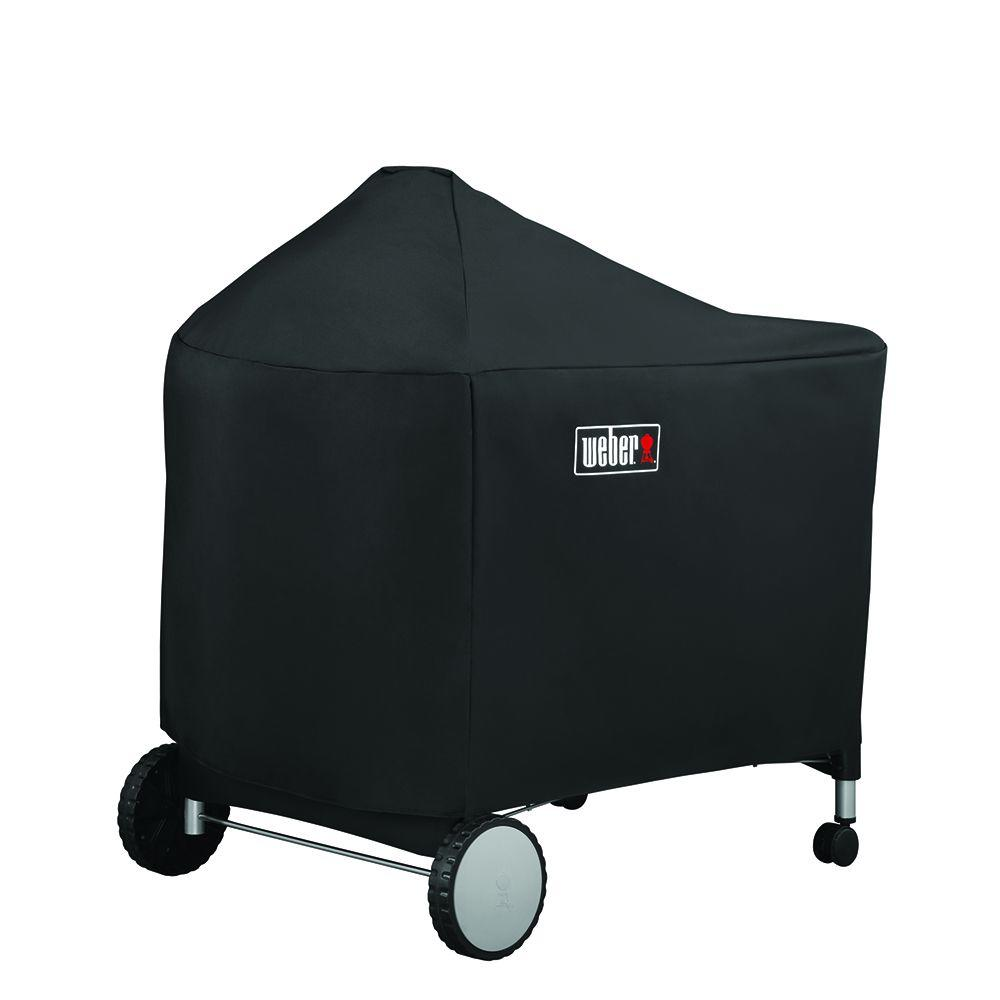 Weber Performer Premium.Details About Weber Charcoal Grill Cover Fabric Storage Protection Performer Premium Deluxe