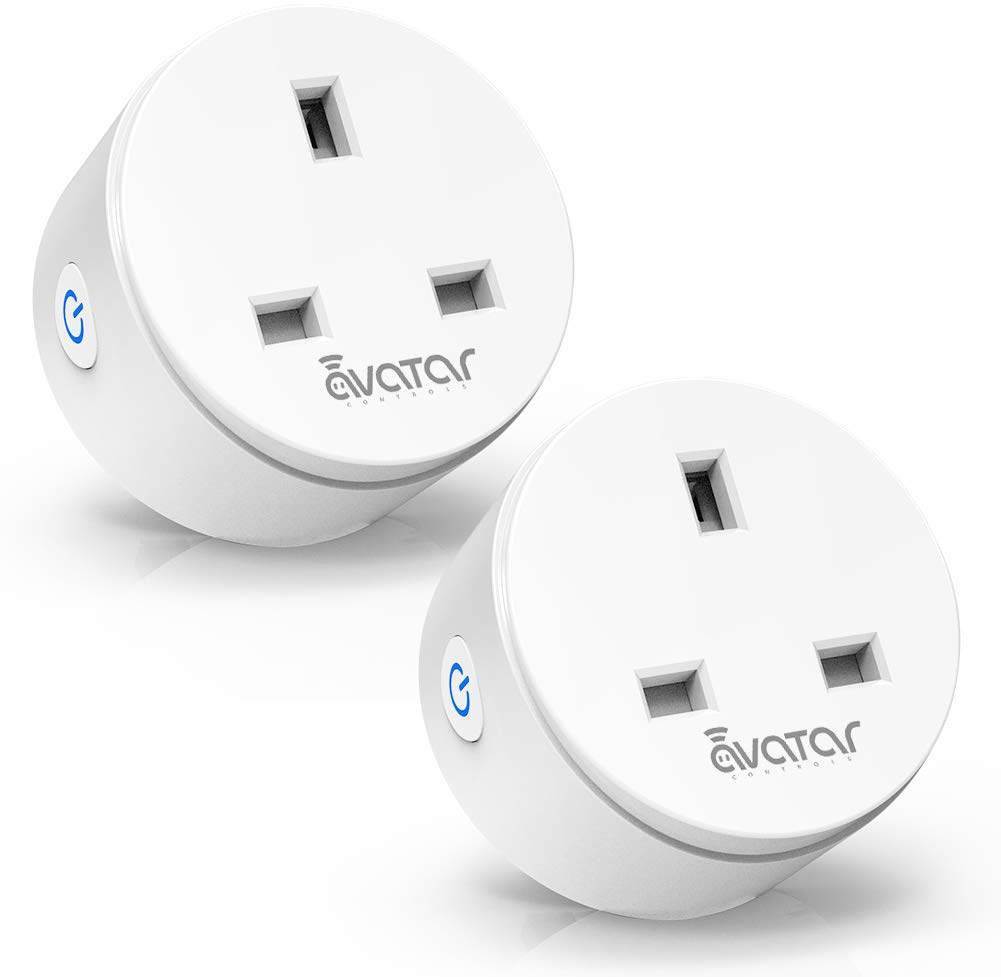 Details about Ire Plug Smart WiFi Power Socket Switch For Amazon Alexa /  Google Home App