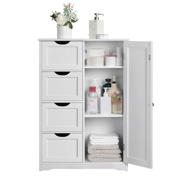 Freestanding Bathroom Storage Image