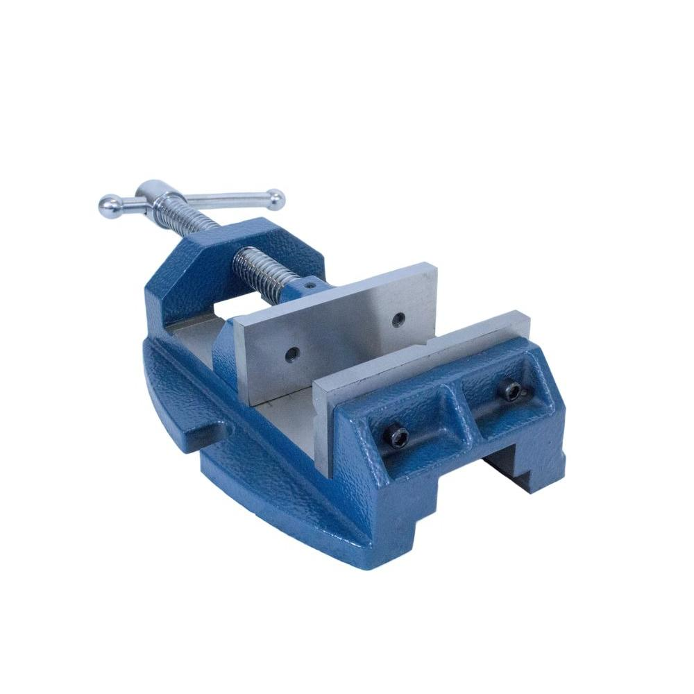 """WESTWARD 10D732 5/"""" Drill Press Vise with Stationary Base"""