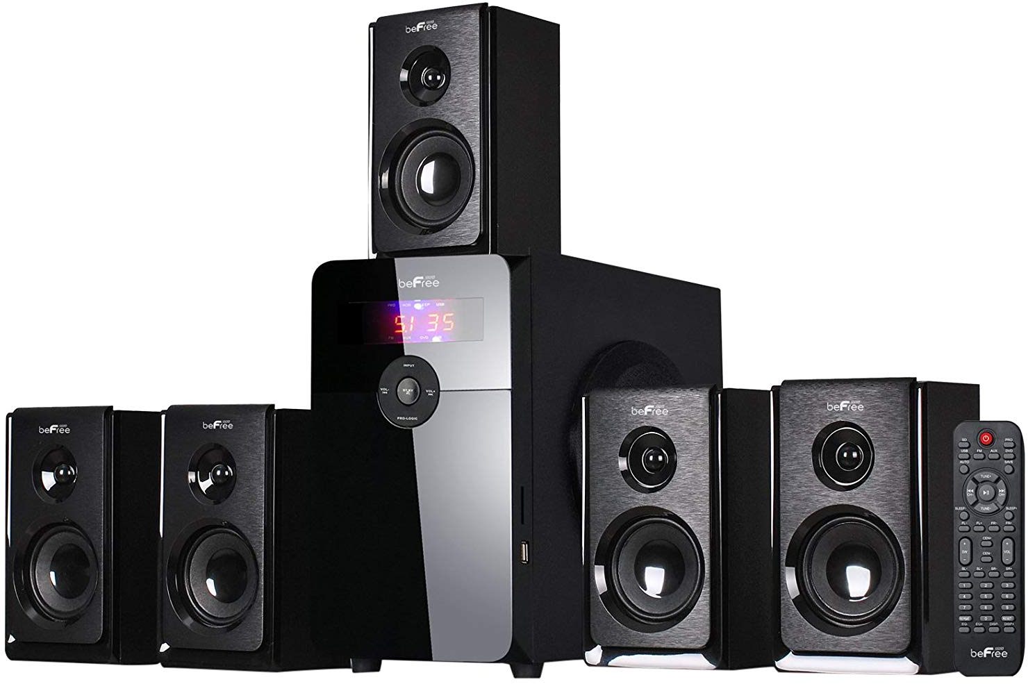 bluetooth surround sound speakers for home