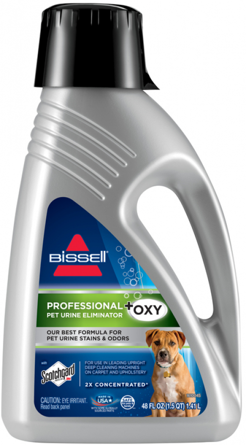 Bis Pet Stain And Odor Carpet Cleaner Shampooer Solution