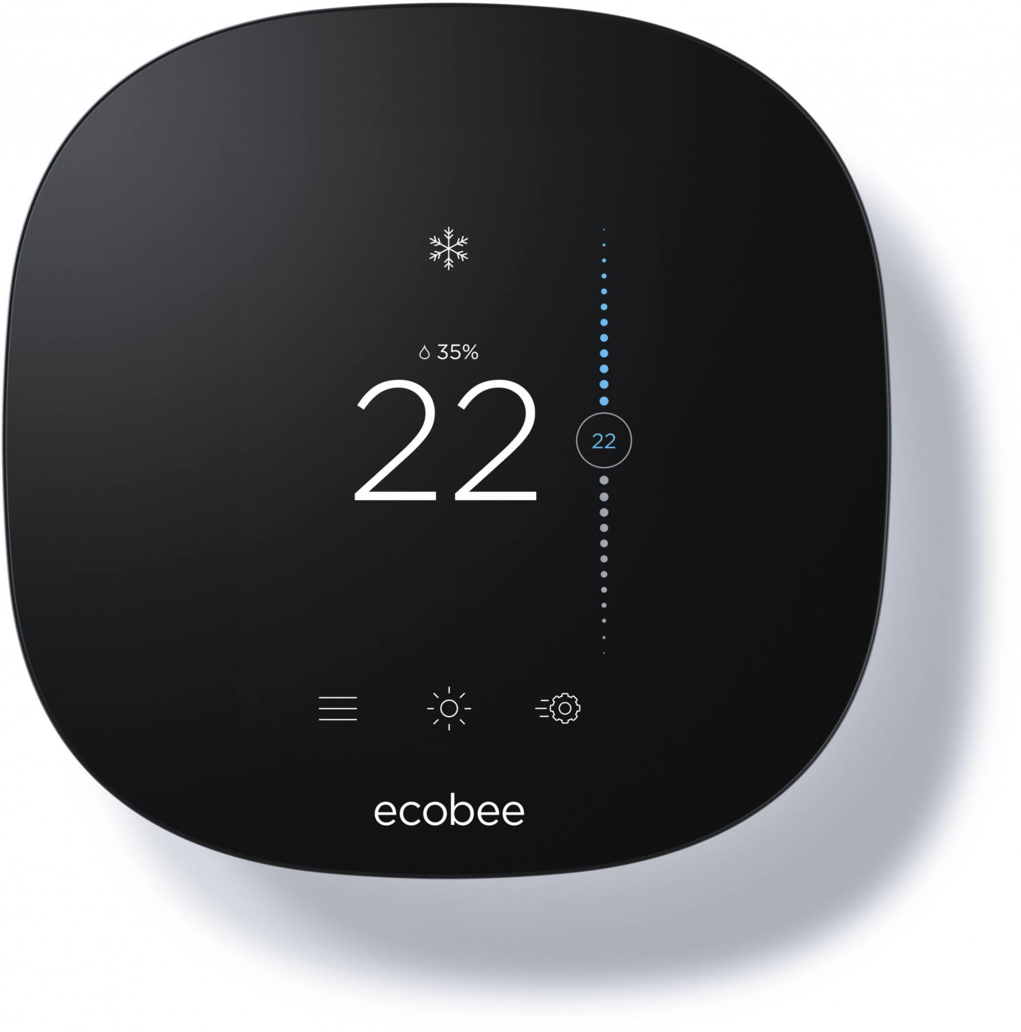 Ecobee3 Lite Smart Thermostat 2 0  No Hub Required